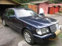 Mercedes-Benz S-Class 1997 отзыв владельца | Дата публикации: 19.08.2013
