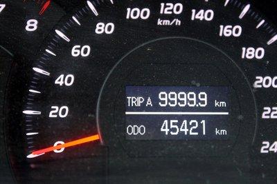 9 999,9 км на одометре