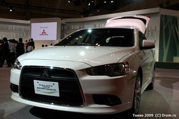 Mitsubishi Galant Fortis Sportback