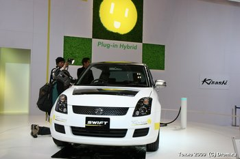 Suzuki Swift Plug-in