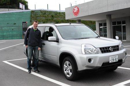 Джастин, собственный корреспондет Drom.ru в Японии, ездит на Toyota Sprinter Trueno AE-86, двигатель от Honda S2000