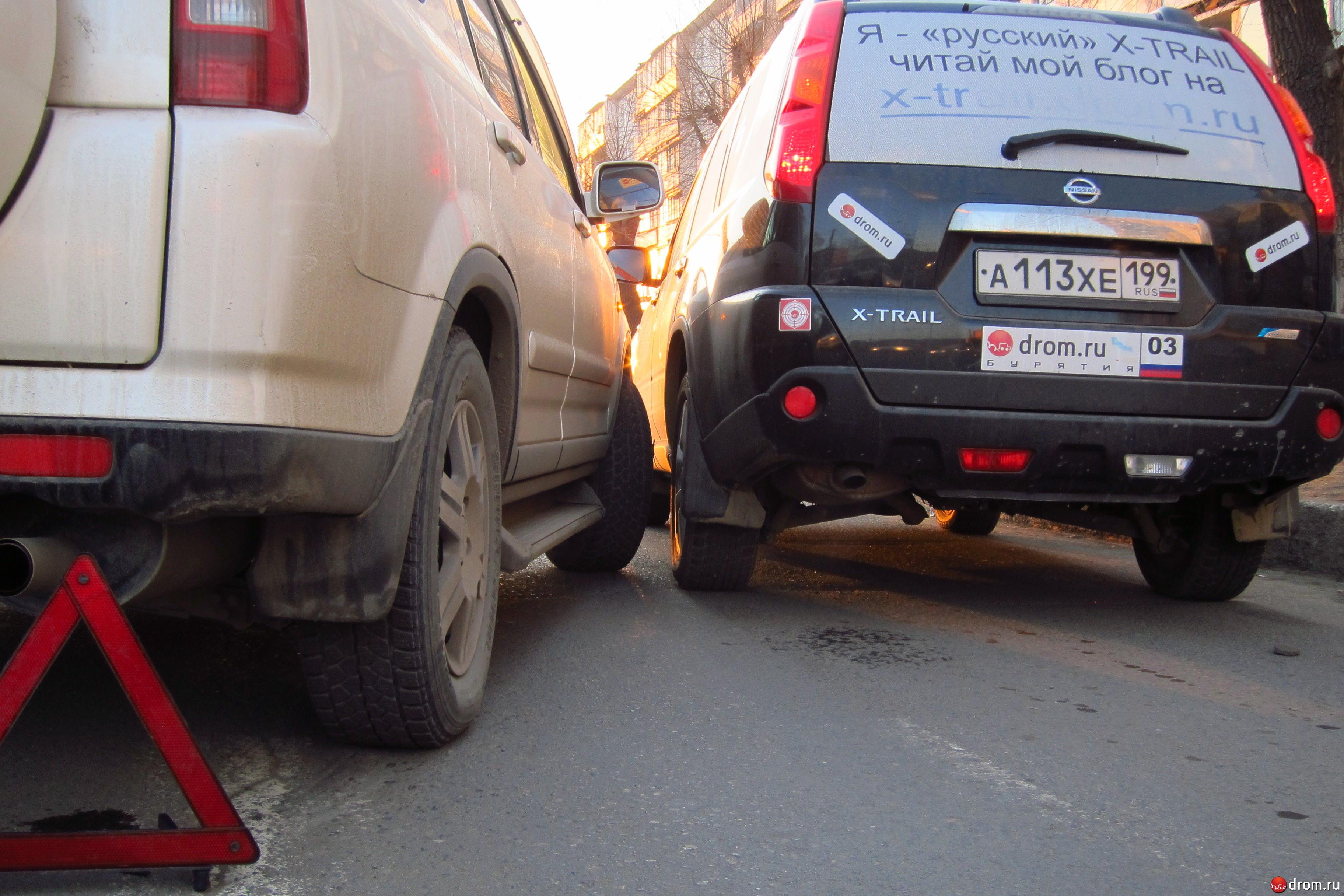 Опять авария - АвтоСаратов