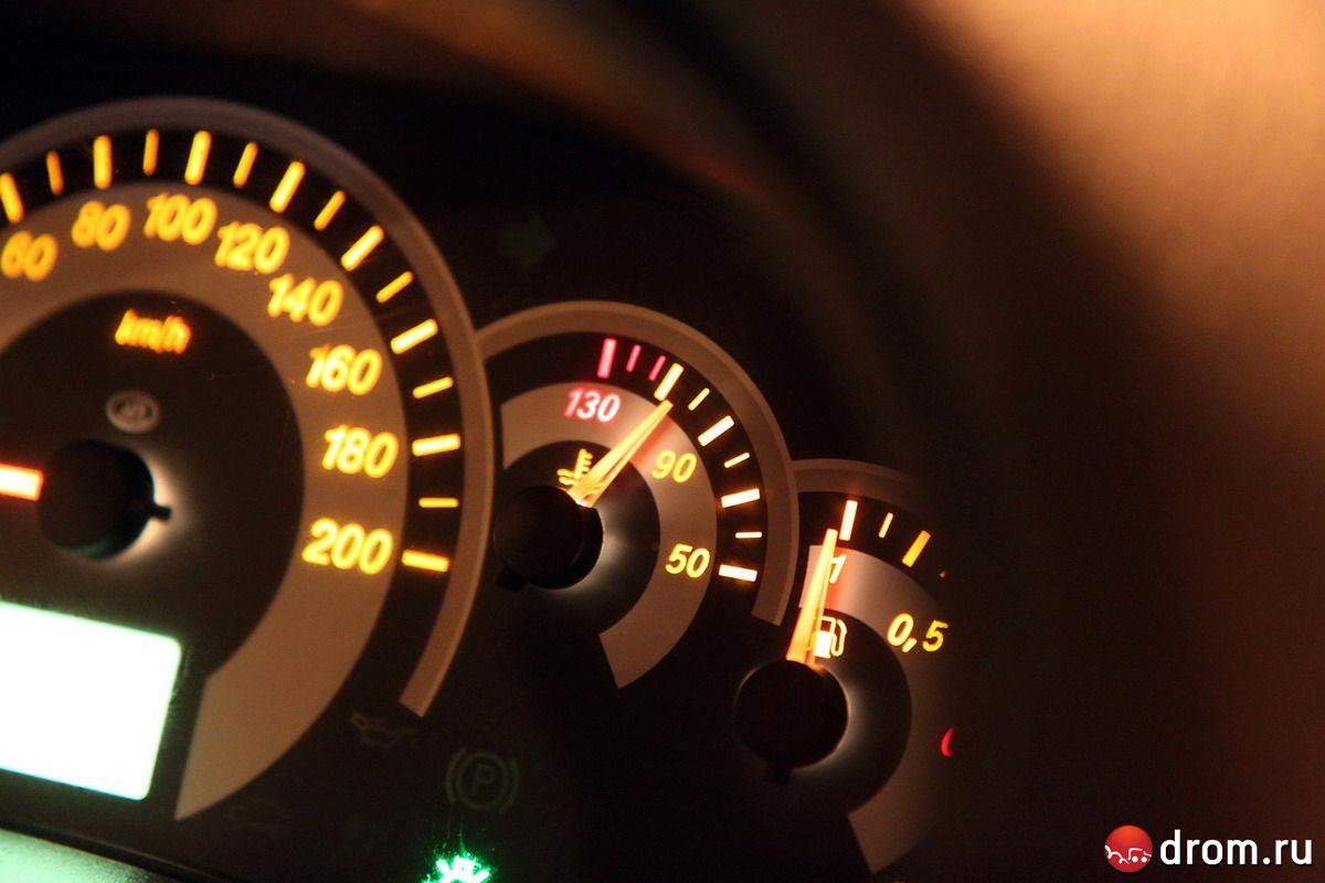 Почему скачет температура двигателя
