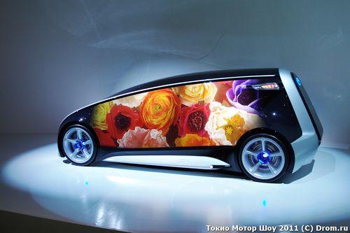 смартфон на колесах
