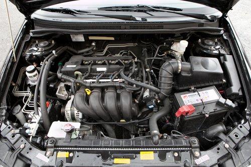 От двигателя 1.8 с системой VVT мы ожидали большего. На поверку оказалось, что его преимущество перед соперниками выражается только в разгоне до 80 км/ч.