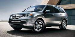 Acura MDX занимает второе место в рейтинге Consumers Reports.