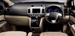 Обновленная Mazda MPV.