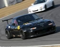 Mazda Eunos Roadster тоже принимала участие в R-классе.