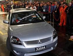 ������� � Mitsubishi Galant