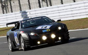 Вице-президент компании Toyota лично провел демонстрацию прототипа супер-кара Lexus LF-A на треке Fuji Speedway.