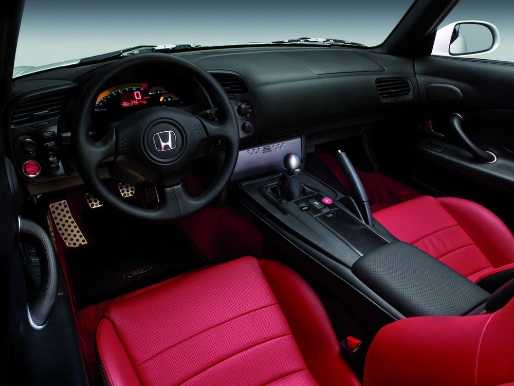 В Европе появится родстер Honda S…