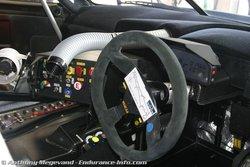 Интерьер FIA GT1 Nissan GT-R.