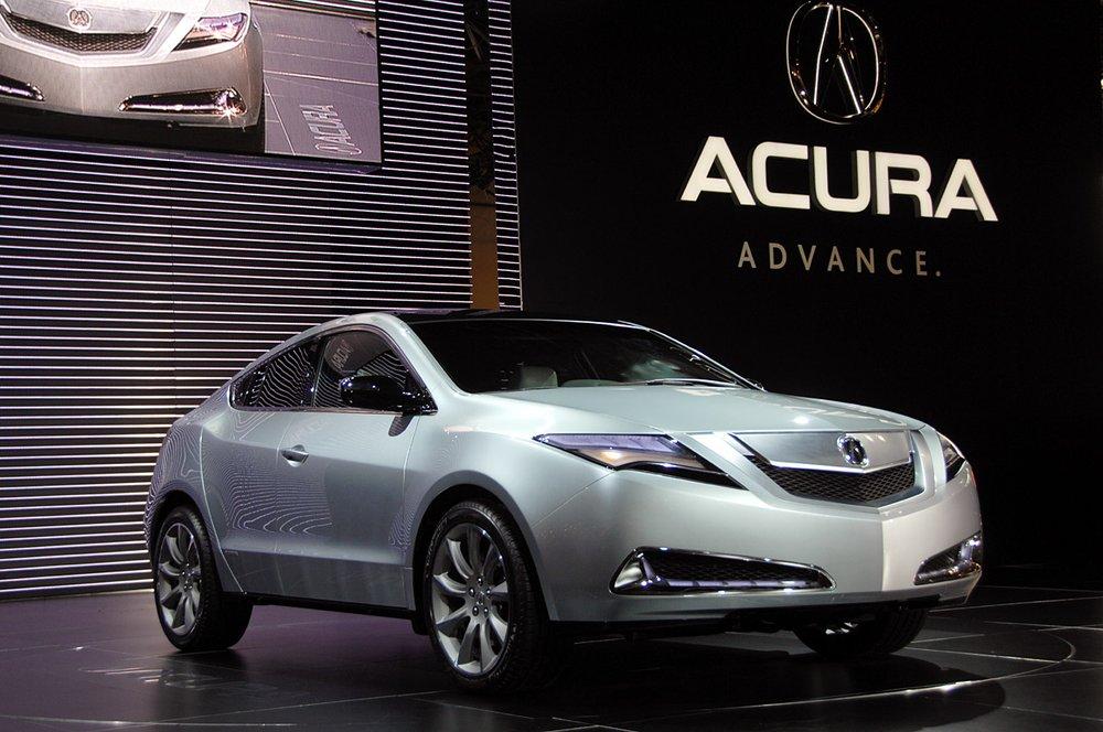 Acura ZDX – один из самых популярных кроссоверов