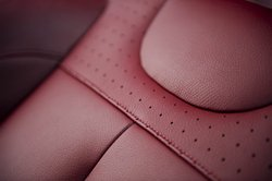Вариант отделки сидения в Citroen DS3