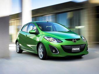 Обновленная Mazda2 (Demio) дебютировала на открытии таиландского завода