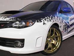 Subaru WRX STI by SPT