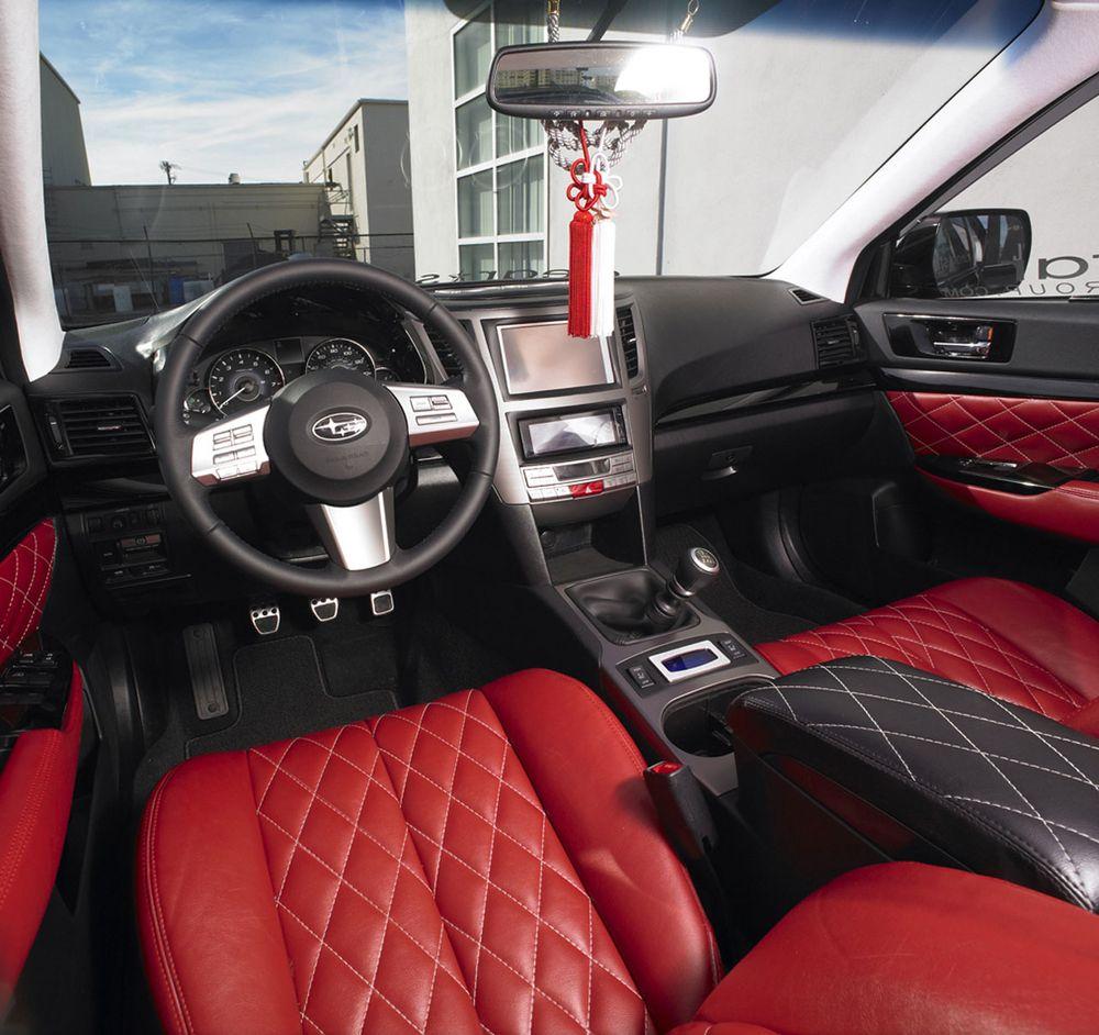 Subaru Legacy 2.5GT VIP