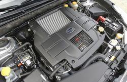 2.5L Turbocharged DOHC H-4 (Subaru Legacy 2.5GT)