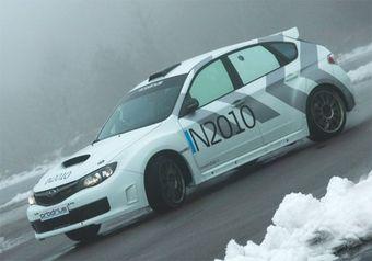Prodrive представил Subaru  Impreza N2010