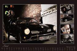 Nittzerwerk Calendar 2010. Март.