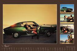 Nittzerwerk Calendar 2010. Август.