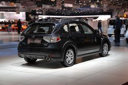 Subaru Impreza XV 2.0D в Женеве
