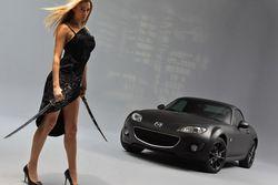 Mazda MX-5 Black & Matte Special Edition