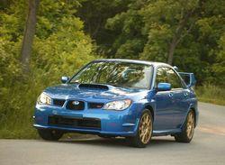 Как это было. Седан  Subaru Impreza WRX STI прошлого поколения