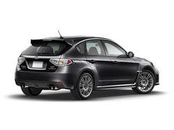 Subaru Impreza WRX  STI в кузове хэтчбек