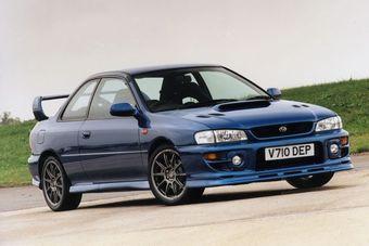 Subaru Impreza P1 в этом году  исполнилось 10 лет.