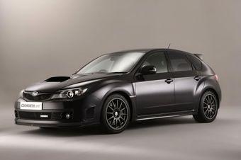 Subaru Impreza WRX STICS400