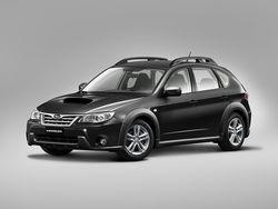 Subaru Impreza XV,  экстерьер