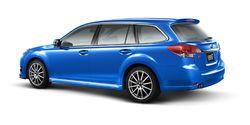 STI Touring Wagon  2.5GT tS