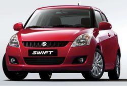 Новый Suzuki Swift