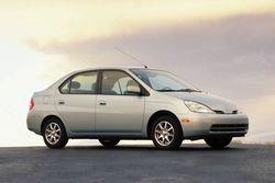 Первое поколение Toyota Prius, 5,7 литра на 100 км