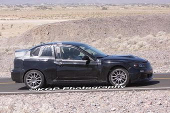 Пустыня Долина Смерти, один из самых популярных полигонов для тестов у американских разработчиков, проверила надежность новой разработки Subaru.