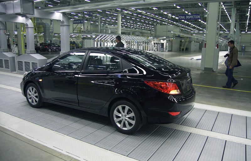 hyundai solaris седан comfort: 543 т.р