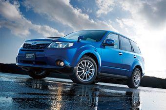 Subaru Forester tS готов к продажам в Японии.