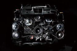 Новый для Forester двигатель от Impreza