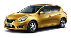 ������� � Nissan Tiida