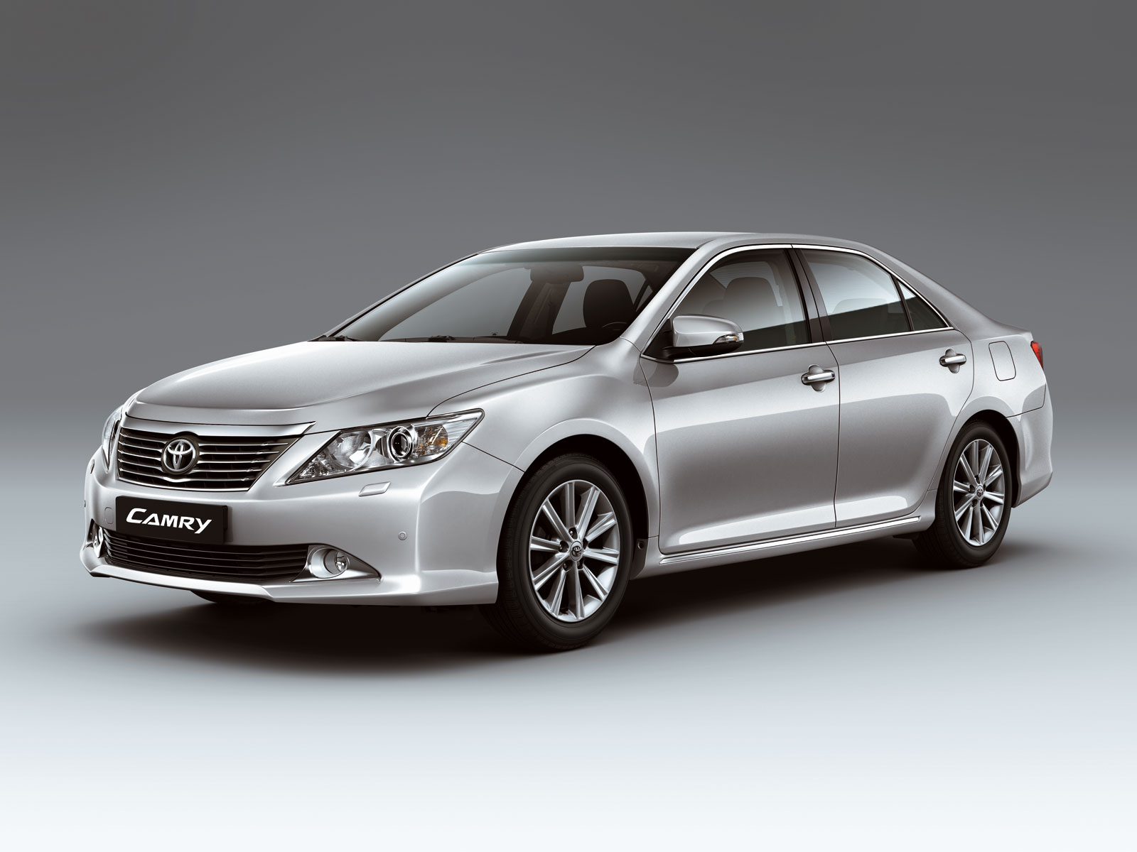 Re toyota introduces seventh generation camry for 2012