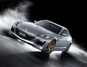 Mazda выпустит последнюю версию Mazda RX-8