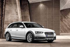 ������� � Audi A4