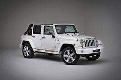 ������� � Jeep Wrangler