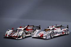 Audi R18 e-tron quattro и Audi R18 ultra