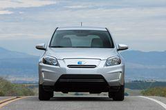 Проект электрокара Toyota RAV4