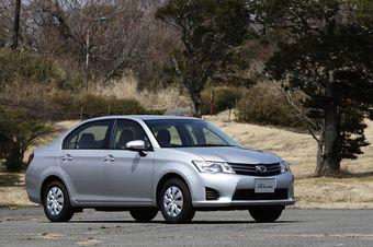 Новая Toyota Corolla 2013