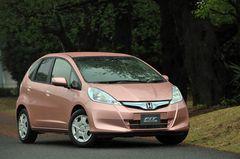 Honda Fit Hybrid She's