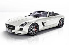 Родстер Mercedes-Benz SLS AMG GT