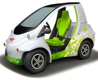 На базе этого концепта Toyota планирует построить серийный двухместный электрокар.